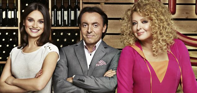Masterchef, program TVN, nz jury: Michel Moran, Magda Gessler, Ania Starmach; fot: Iza Grzybowska/ TVN