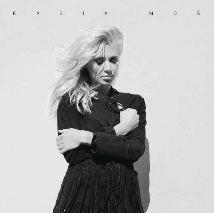 Okładka płyty - Kasia Moś INSPINATION