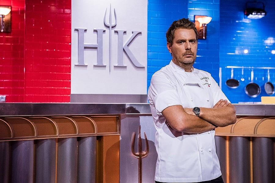 Hells Kitchen Piekielna Kuchnia Odc 3 Relacja Damian