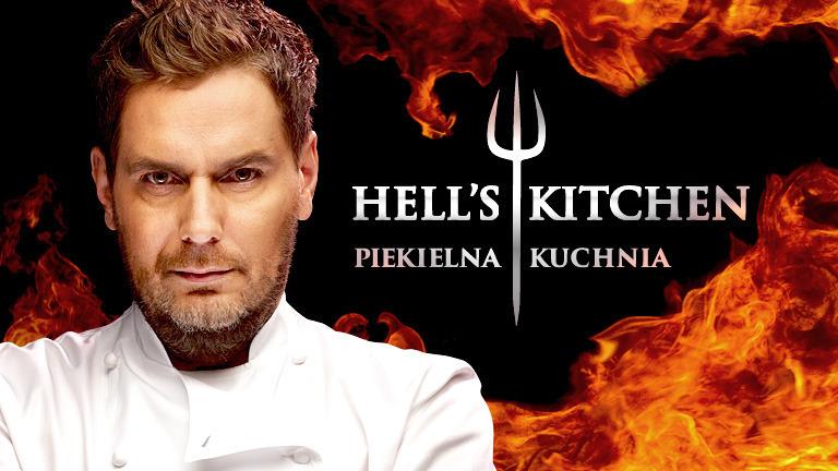 Hells Kitchen Piekielna Kuchnia V Odc1 Relacja Damian