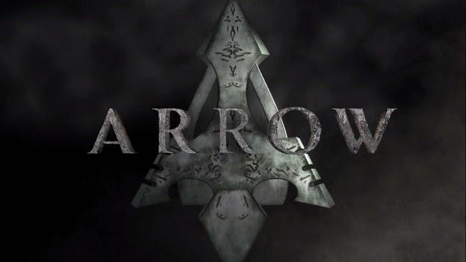 Znalezione obrazy dla zapytania arrow serial logo